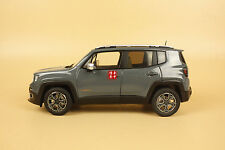 1/18 new Jeep Renegade grey color diecast model