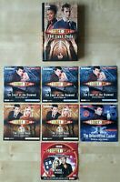 Doctor Who 6 Audiobooks CDs + 1 DVD + Doctor Who - The Last Dodo Hardback Book
