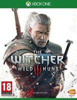 The Witcher 3 - Wild Hunt Xbox One - PRISTINE - Super FAST & QUICK Delivery FREE