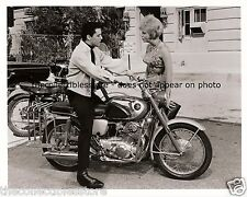 ELVIS PRESLEY CHARLIE ROGERS JOAN STALEY MARGE ROUSTABOUT MOVIE 8 X 10 PHOTO