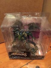 McFarlanes Dragons Series 6 WARRIOR DRAGON Action Figure NEVER OPENED