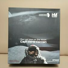 Captain Apollo 17 Eugene Cernan Hobby Master 1/6 Action Figure moon From Japan