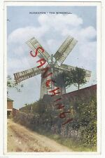 Nuneaton Printed Collectable Warwickshire Postcards