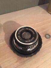 Vintage KAGINON 50mm F3.5 to F16 Enlarging lens Enlarger Japan