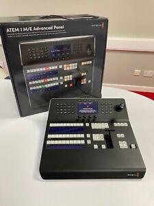 Blackmagic Design ATEM 1 ME Advanced Panel - Great Condition - Original Box