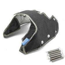 Exhaust Turbo Blanket Heat Shield Barrier Temp Rating For VW Audi K03 K04 Turbo