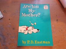 are you my mother / p.d.eastman / paperback