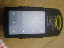 solaray solar cell phone charger