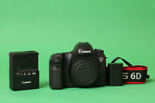 Canon EOS 6D (WG) 20.2MP DSLR Camera (Body Only) - 15283 Shutter Count