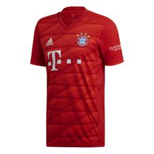 adidas FC Bayern München Home Heimtrikot 2019/2020 rot