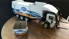 First Gear Garbage Truck 1/34 Scale Mack Heil Commemorative Front-Loader