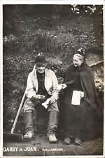 Wallington near Carshalton & Croydon. Darby & Joan in Canon Series. Old Tramps.