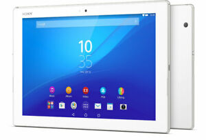 Sony Xperia Z4 Tablet, Wi-Fi - White