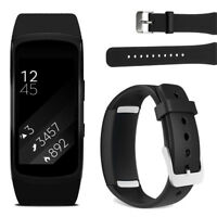 Silicone Wrist Band Fitness Strap Bracelet Replace For Samsung Gear Fit2 SM-R360