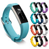 for Fitbit Alta, HR, ACE Strap Replacement Silicone Buckle Sport Watch band