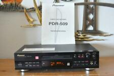 Pioneer PDR-509 Stand Alone CD Recorder  *EZ to use*