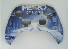 """Custom Xbox One S Controller """"Metro Exodus"""" Front Shell w/tools (Matte)"""