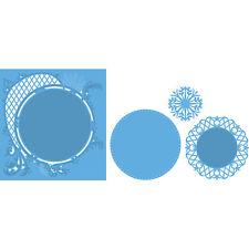 Marianne Design Creatables Cutting Dies - Anjas Circle XL  LR0445