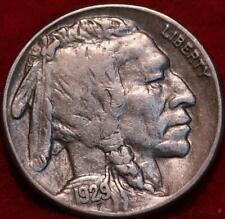 1929-S San Francisco Mint Buffalo Nickel