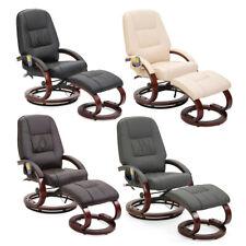 Relaxsessel  8 Schwingmassagepunkte Fernsehsessel mit Heizfunktion Massagesessel