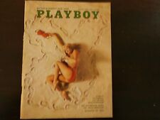 Playboy - August, 1970 Back Issue