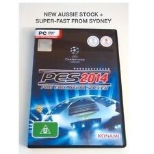 Pro Evolution Soccer 2014 game Windows PC NEW PES 14 top football jersey boots