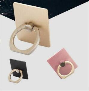 Latest For Tablet Phone Fashion Finger Ring Sticky Stand Holder random color