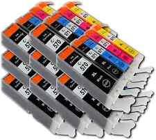 PGI570 CLI571 40 cartouches d'encre pour Canon Pixma set MG6850 MG6851 MG6852 MG6853