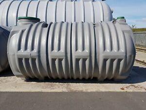 Conder Septic Tank - GRANULAR install - Super Reinforced
