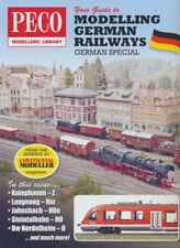 PECO Pm-207 Your Guide to Modelling German Railways ISBN 9780900586071