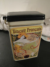 Boite à Biscuits Métallique