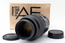[Exc+5] Nikon AF Micro NIKKOR 105mm f/2.8 Telephoto Lens From JAPAN 197