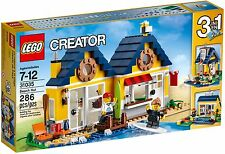 LEGO Creator Beach Hut (#31035)(Retired 2015)(Rare)(NEW)