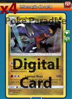 Pokemon Card TCG Solgaleo 89//156 Ultra Prism PTCGO Digital Card