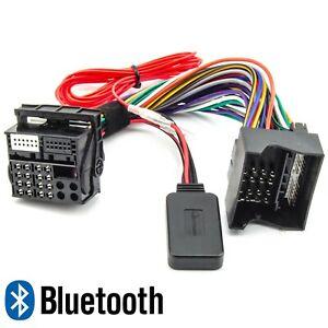 Bluetooth Adapter Verbinder ohne Kabel geeignet für Opel Corsa D Astra H Zafira