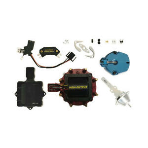 Proform Ignition Tune-Up Kit 66945RC; HEI Tune-Up Kit for GM V8