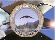 Stargate SG1 Season 4 Goauld Technology Chase Card G3