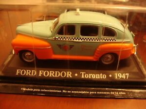 FORD FORDOR TORONTO 1947 1/43 ALTAYA-IXO