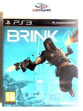 Brink PS3 Playstation Nuevo Precintado Videogame Retro Sealed New PAL/SPA