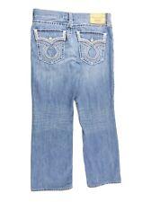 Big Star Pioneer Vintage Collection Medium Wash Straight Leg Jeans 38S (38x30)