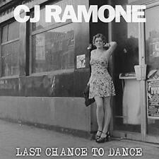 CJ Ramone - Last Chance To Dance (NEW CD)