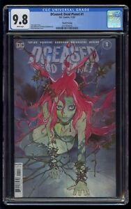 DCeased Dead Planet (2020) #1 Fourth Printing Momoko CGC 9.8 Blue Label WH Pgs