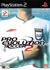 Pro Evolution Soccer 2 PS2 (Playstation 2) - Envío Gratis-Vendedor de Reino Unido