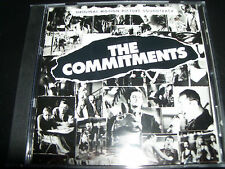 The Commitments Original Motion Picture Soundtrack CD – Like New