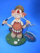 "Slapstix Slapstick Cast Art 5"" Golfer Golf Clown Bye Bye Birdie Figurine 1997"