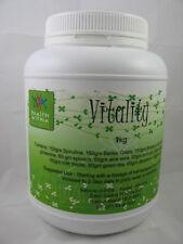 Vitality Spirulina Chlorella Barley Grass Greens 4 Synergy Plus Herbs 3kg Vital