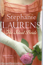 The Ideal Bride by Stephanie Laurens (Paperback, 2008)