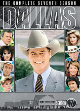 Dallas - Season 7 (DVD, 2007, 5-Disc Set)