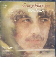7inch GEROGE HARRISON blow away GERMAN +PS 1979