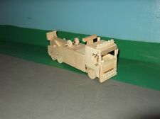 1:50th DAF 95XF Wrecker Tow Truck Wooden Model Truck ( PC Commercials )